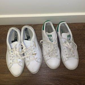 Adidas size 7.5 shoe bundle